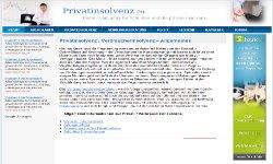 Privatinsolvenz der Weg in die Schuldenfreiheit