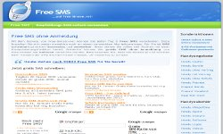 Free SMS verschicken