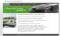 Service in Ulm für automatische Roboter Rasenmäher Automower
